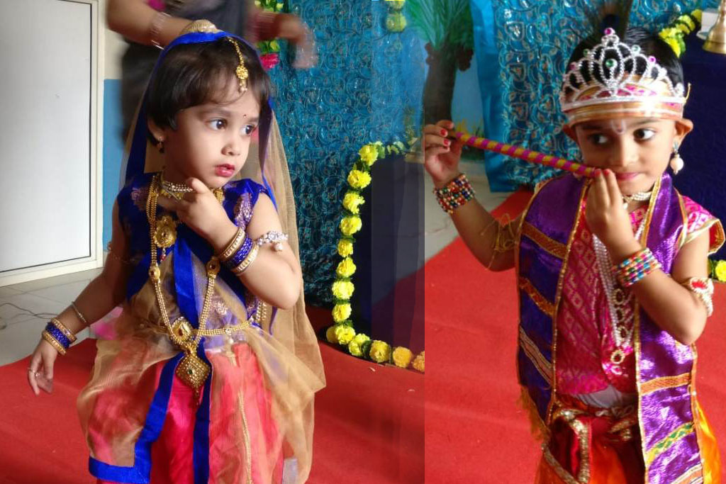 the little commanders english school krishna janmastami (6)